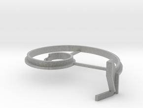 spiral_press_1 in Metallic Plastic