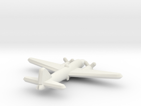 G4M2e Betty (carrying Okha) 1:900 in White Natural Versatile Plastic