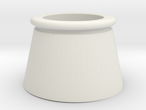 Davenport Exhaust Stack in White Strong & Flexible
