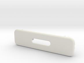 ScrewCover_110723_1435 in White Natural Versatile Plastic