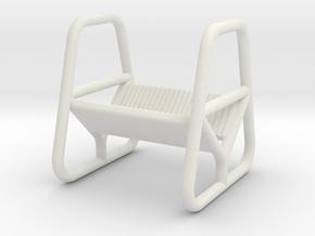 dryingrack3 in White Natural Versatile Plastic