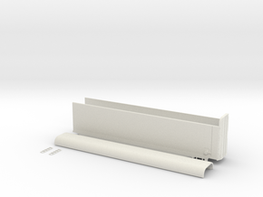 Auto Max Part A TT Scale in White Natural Versatile Plastic