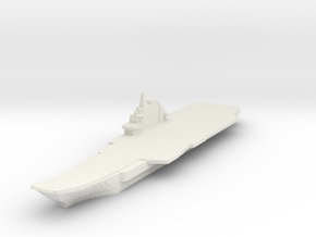 PLAN Carrier Liaoning (Ex-Varyag) 1:2400 x1 in White Strong & Flexible