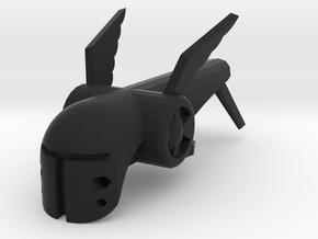 EIR_(Heavy Crusier)_CA in Black Strong & Flexible