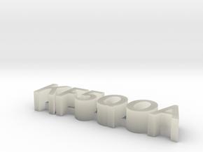 PinQOA in Transparent Acrylic