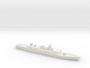 Type 056 1:1800 in White Natural Versatile Plastic