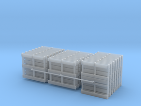 1:55 Fine Scale American Pallet Assortment in Frosted Ultra Detail