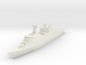 Danish Absalon class 1:2400 x1 in White Strong & Flexible