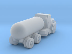 Mack Cylinder Truck - Zscale in Frosted Ultra Detail