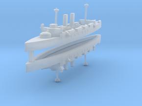 Infanta Maria Teresa class (Vizcaya) 1:2400 x2 in Smooth Fine Detail Plastic