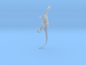 Baryonyx 1/72 Fishing in Smooth Fine Detail Plastic