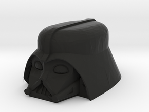 Darth-fader in Black Natural Versatile Plastic