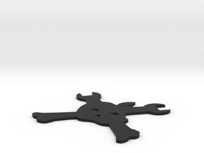 hackbook logo in Black Strong & Flexible