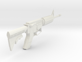 m4 larger in White Natural Versatile Plastic