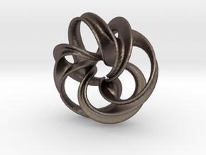 Scherk Minimal Surface Toroid in Stainless Steel
