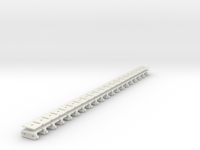 y coil array in White Natural Versatile Plastic