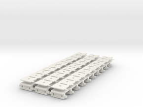 y coil array2 in White Natural Versatile Plastic