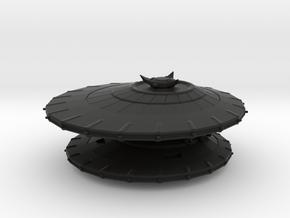 EU  Consortium Dragon battleship in Black Strong & Flexible