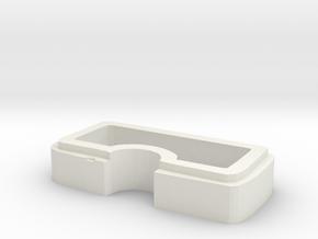 p1front in White Natural Versatile Plastic
