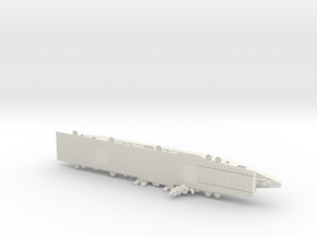 USS Princeton  1/2400 in White Natural Versatile Plastic