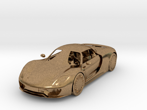 2015 Porsche 918 Spyder  in Natural Brass