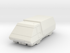 AC11 CCM Panel Air Truck (28mm) in White Natural Versatile Plastic