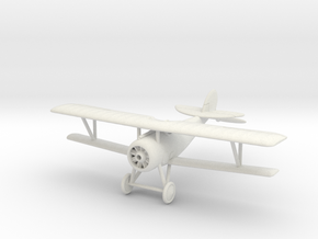1/144 Nieuport 27 in White Natural Versatile Plastic