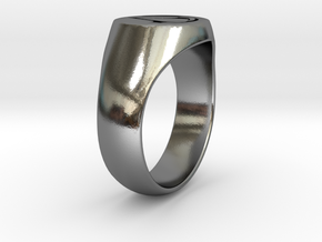 Assassin's Creed Ring 02 US9.5 in Polished Silver