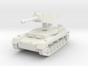 1/87 Pz.Sfl. IVb (Geschutzwagen IVb) in White Strong & Flexible