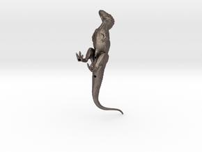 Ekrixinatosaurus  1/40 Krentz in Polished Bronzed Silver Steel