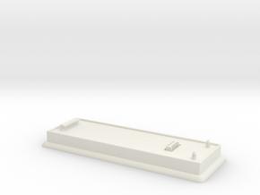 radiocover2 in White Natural Versatile Plastic