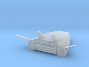 VentureStar 1/1000 V2 in Smooth Fine Detail Plastic
