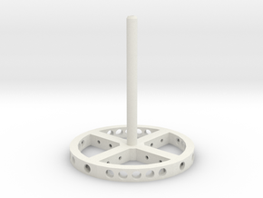 NMR Tube stand in White Strong & Flexible