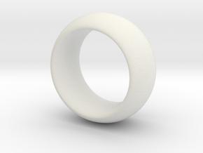 Sinodring mansizedSc3 in White Strong & Flexible