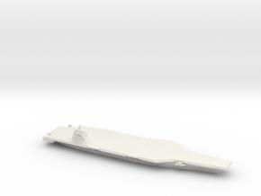 Gerald R. Ford 1:1800 in White Natural Versatile Plastic