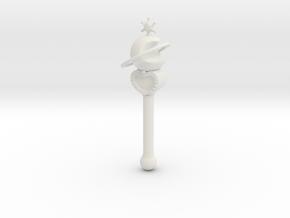 sm wands neptune in White Natural Versatile Plastic