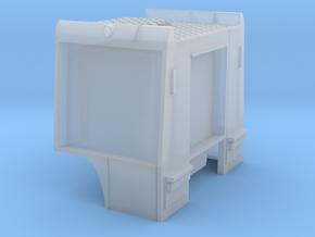 TLF-Geräteräume-U5000.stl in Frosted Ultra Detail