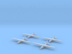 Aeronautica Lombarda AL-12P (x4) 1/700 (Italian) in Smooth Fine Detail Plastic
