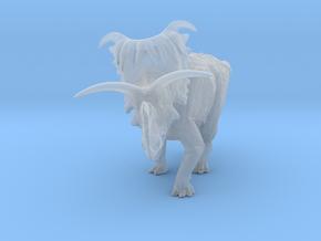 Kosmoceratops 1/72 Krentz in Smooth Fine Detail Plastic