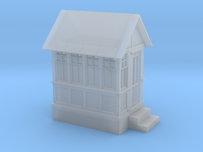 CPR John Street Gatehouse - N (1:160) Scale in Smooth Fine Detail Plastic