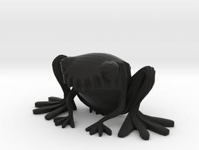pneufrosch3 in Black Strong & Flexible