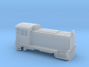 BR 199301 Spur TTm (1:120) in Smooth Fine Detail Plastic