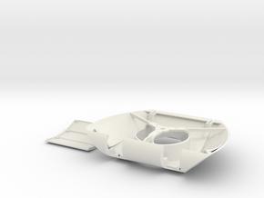 Fantom LA Vent3 Ducted in White Natural Versatile Plastic