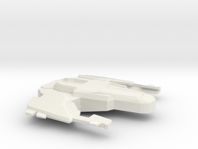 Mantis Fighter (FTL) in White Natural Versatile Plastic