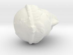 priest in White Natural Versatile Plastic
