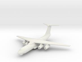 Il-76 1:700 x1 in White Natural Versatile Plastic