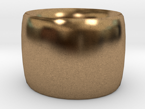 BRACELET ANYTHING BUT COLOR SNDSTNE in Natural Brass
