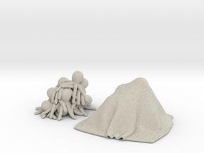 octopus in Sandstone
