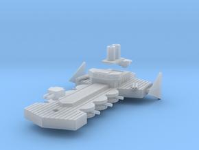 Daring Class Light Cruiser in Smooth Fine Detail Plastic