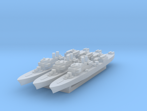 Marne 1:2400 x3 in Smooth Fine Detail Plastic